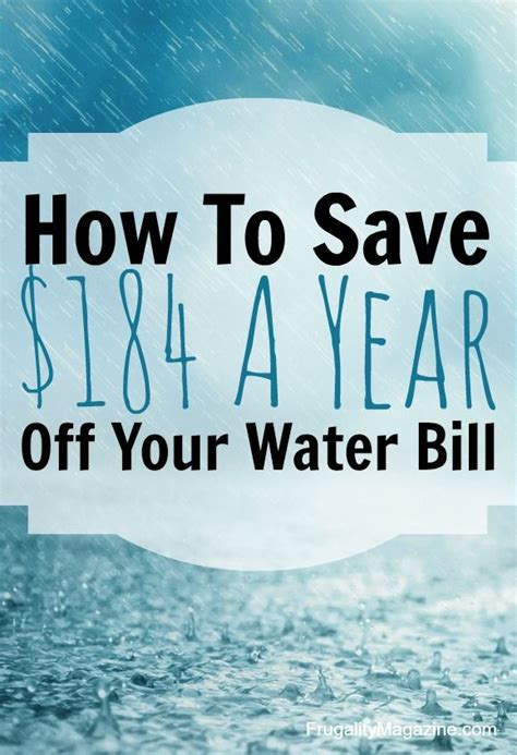 use less water ways to save water at home ways to save money tutorials