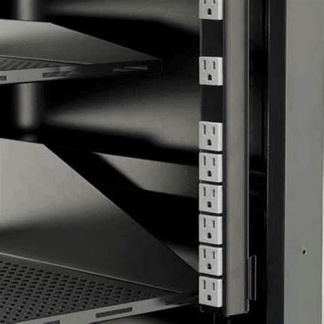 sanus rack mounted vertical power strip  surge
