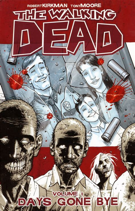 scifiguy ca review the walking dead volume 1 days