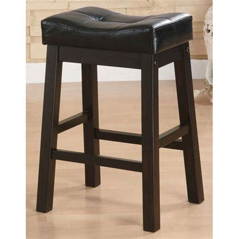 24 Padded Bar Stools Sofie 24 Inch Upholstered Seat Bar Stool Coaster Furniture
