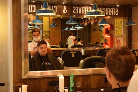 Rugged In Tagalog by Sports Barbers The Rugged But Professional Hairstyle