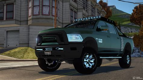 Suspension Salon 2805 by Dodge Ram 2500 Power Wagon 2017 For Gta San Andreas