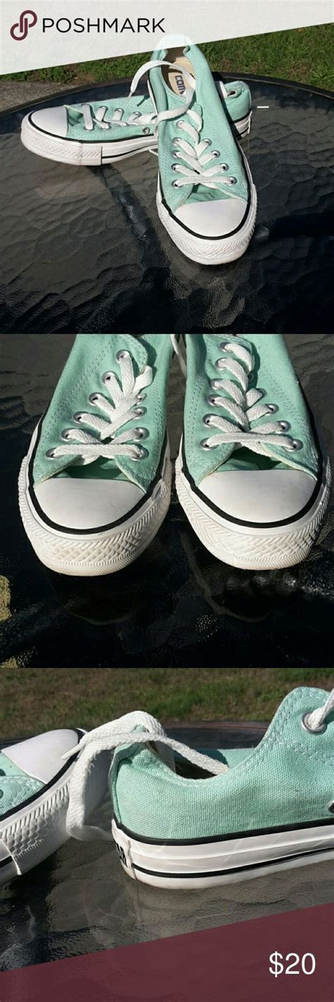 mint colored converse 17 best ideas about mint converse on converse