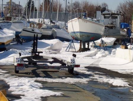 boat storage for winter cost to dry dock your boat in winter