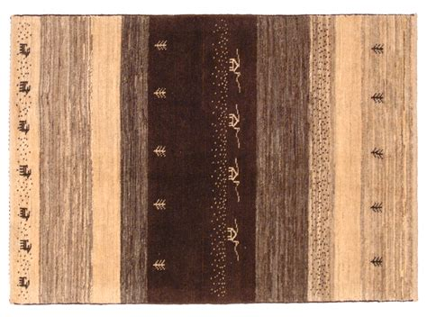 gabbeh persiani gabbeh cm 101 x 140 morandi tappeti