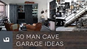 man cave garage ideas youtube caves garages designs create