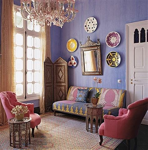 moroccan style living room home design pinterest
