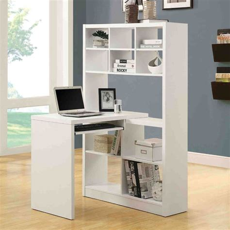 Monarch White Hollow Core Corner Desk Beyond The Rack Monarch White Hollow Corner Desk
