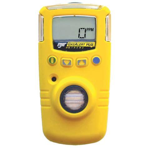 Alarm Gas bw gasalert gas detector