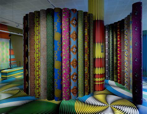 vlisco marks  birthday  psychedelic textile