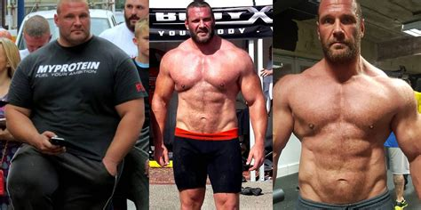alistair overeem bench press strongman terry hollands achieves incredible body