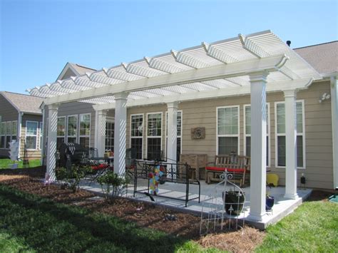 aluminium pergola aluminum pergola traditional patio other metro by