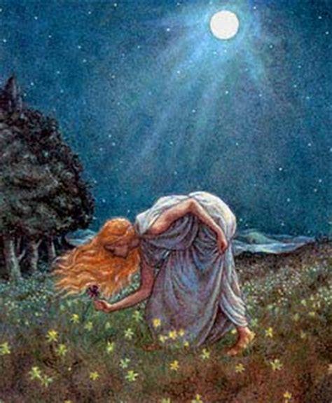imagenes de musas inspiradoras pers 233 fone deusa da primavera e rainha do submundo