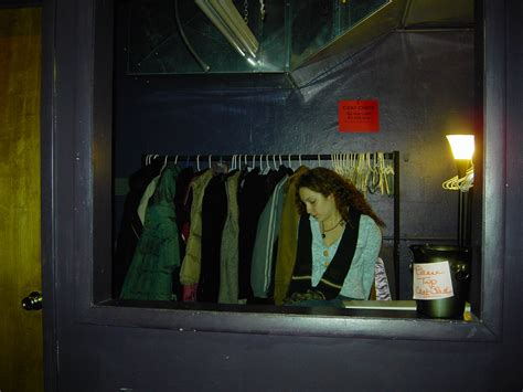 coat room city december 2005