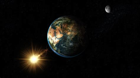 wallpaper earth light sun moon and earth nasa pics about space