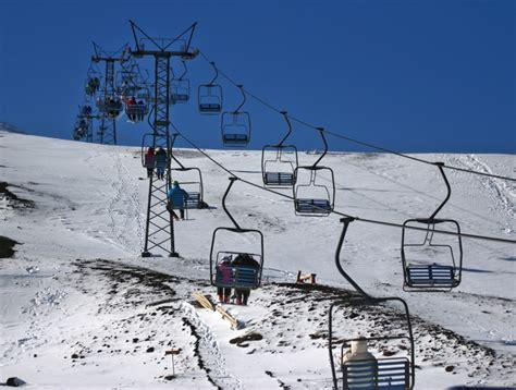 cadenas para nieve temuco nieve convirti 243 al volc 225 n osorno en el principal destino