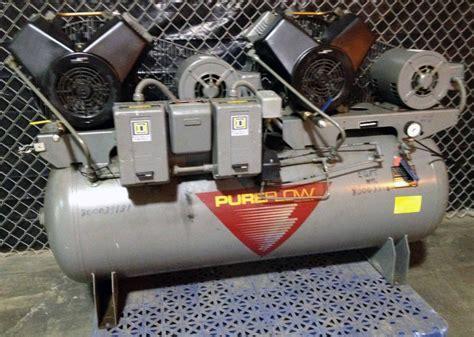johnson controls pureflow  hp  gallon  cylinder air