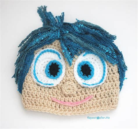 crochet pattern joy joy inspired crochet hat pattern allfreecrochet com