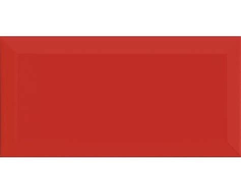 fliese rot metro fliese mit facette rot 10x20 cm bei hornbach kaufen