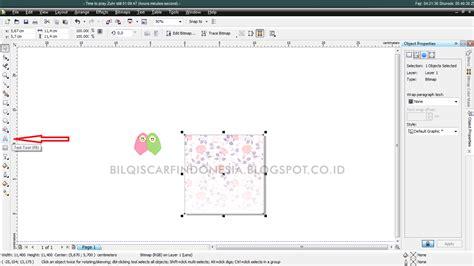 membuat gambar transparan di coreldraw x4 cara membuat gambar di corel draw x4 bilqis scarf indonesia