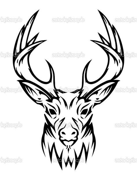 tribal pattern deer deer tattoos tribal www pixshark com images galleries