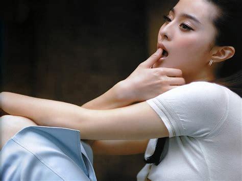 Hot Wanted Girls Fan Bingbing Chinese Actress Hot Wallpapers