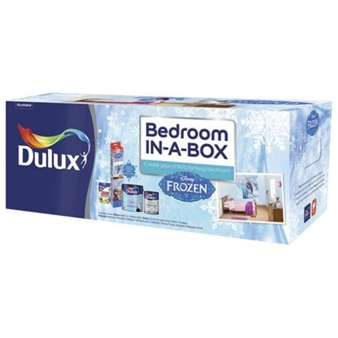 buy disney frozen dulux bedroom in a box from our
