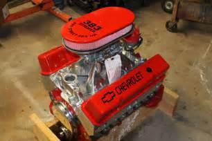 383 stroker motor 410hp roller turn key pro chevy