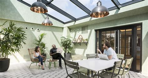 airbnb paris airbnb s brand new paris office is a loft like space that