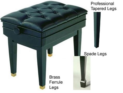 grk piano bench artist adjustable piano bench by grk