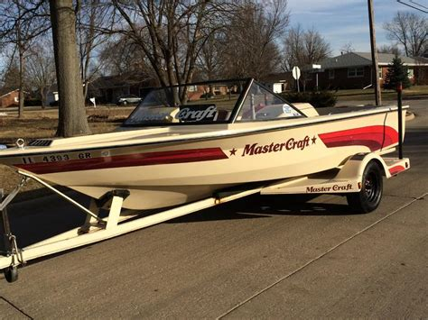 mastercraft boats for sale illinois 1986 mastercraft prostar 190 for sale in waterman