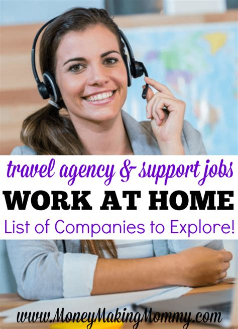 How To Start An Online Travel Agency Working From Home - travel agent jobs from home