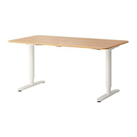 kejsarkrona dining table oak white 160x80 cm ikea bekant desk sit stand oak veneer white 160x80 cm ikea