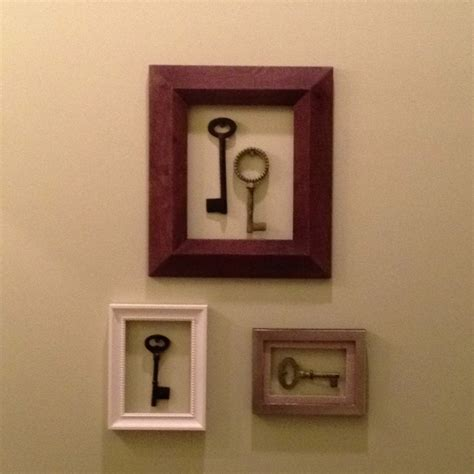 key home decor wall decor with vintage keys home decor