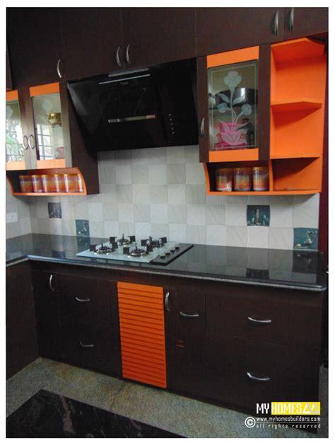 modular style kerala kitchen interior designs   homes