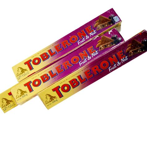 Zee Swizz Chocolate Milk 10x40g swiss toblerone fruit n nut chocolate 200gm 116