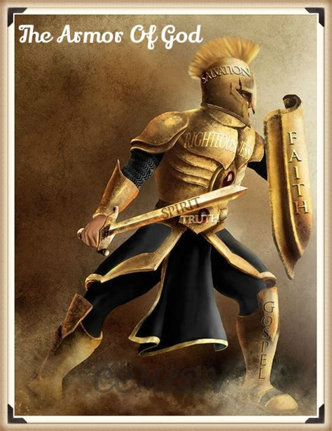 armoir of god pin armor of god crafts on pinterest