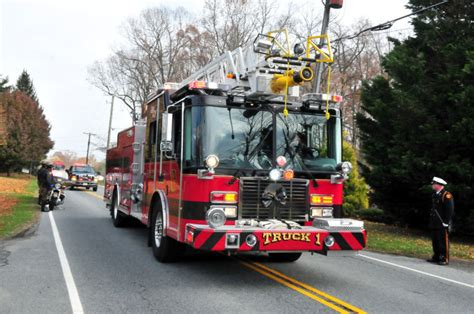 fallen maryland firefighter laid to rest regional