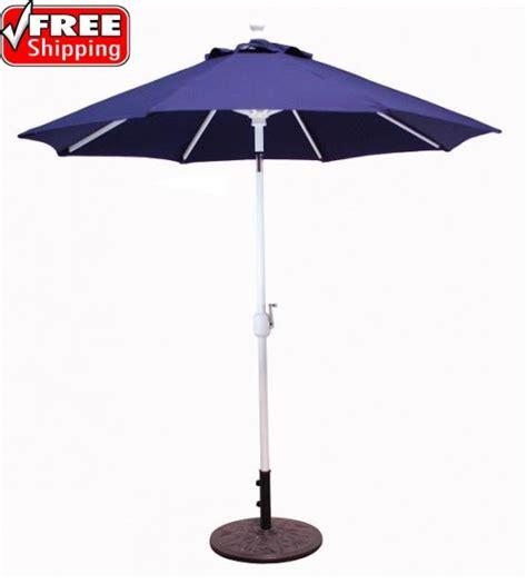 Patio Umbrella Store by Best Selection Of Large Tilt Umbrellas Galtech