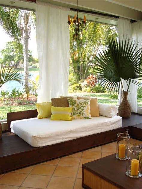Outdoor Tropical Decor by 17 Best Ideas About Tropical Homes On Tropical