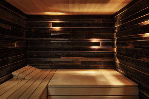 Sauna Schwäbisch by Bienenhus Sauna Aus Verwitterten Brettern Modern