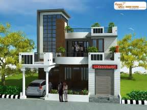 3 Bedrooms Duplex House Design 3 Bedrooms Duplex 2 Floors House Design In 220m2 10m X