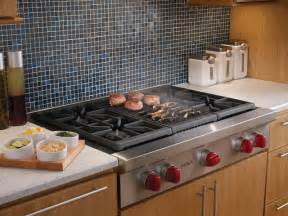 Viking Kitchen Appliances Reviews - wolf 36 quot sealed burner rangetop srt364c cooktops los angeles by universal appliance and