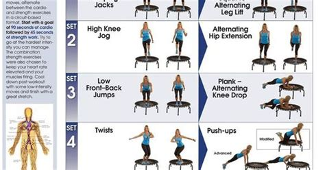 15 minute troline workout sle workout click here to pdf oefen
