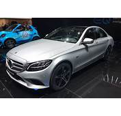 New Facelifted Mercedes C Class  Pictures Auto Express