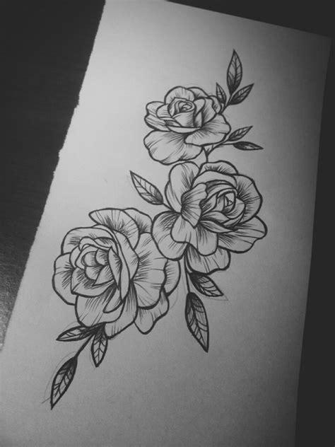 3 rose tattoos inspiration tattoos