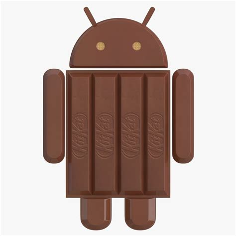 android kit 3d model android kit logo