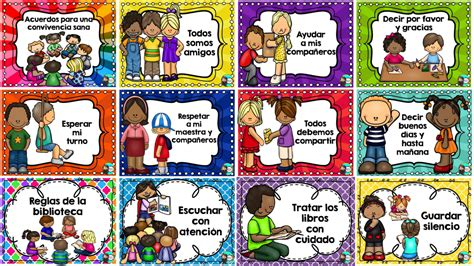 imagenes reglamento escolar primaria normas de convivencia para el aula y reglamento de la