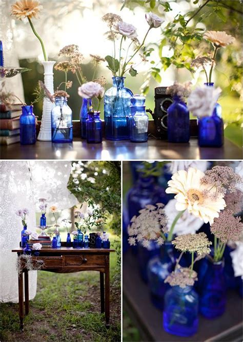 Cobalt Blue   Wedding Inspiration & Colour Ideas