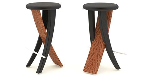 Design Bar Stools | andrew muggleton furniture design bar stool
